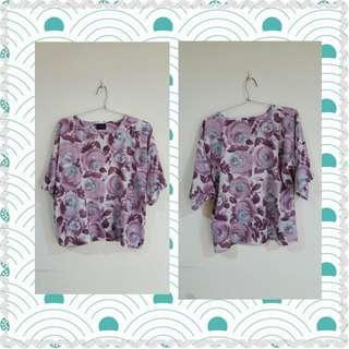 BASA - Purple Flower