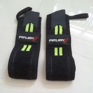 Fitlion Gym Grip Strap