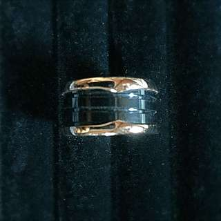 Bvlgari Style Ring