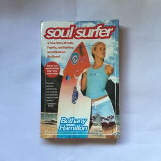 Soul Surfer by Bethany Hamilton