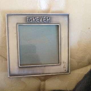 Forever Square Photo Frame