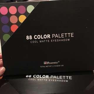 88 Colour Palette