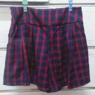 蘇格蘭口袋短褲