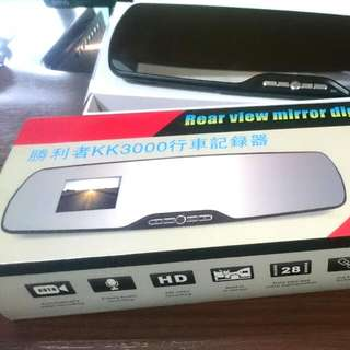 行車記錄器 Kk3000