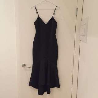 Talulah Black Dress - Cocktail Style