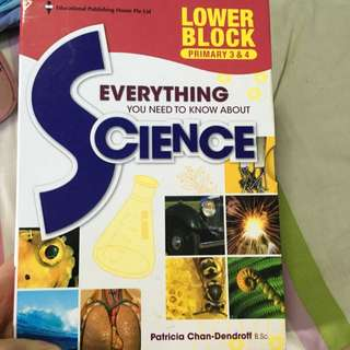 Everything About Science (lower block)