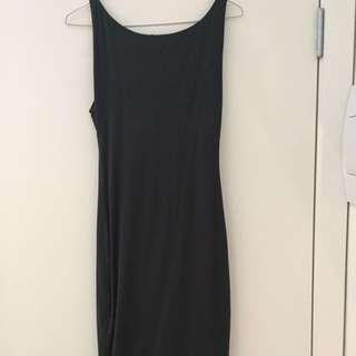 Kookai Jersey Bodycon Dress