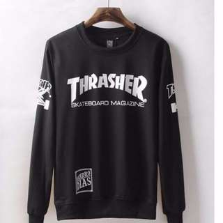 Free Shipping Thrasher Sweatshirt