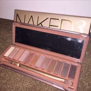 Urban Decay 3 Naked Palette Replica