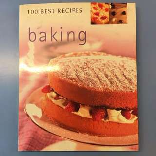 """Baking: 100 Best Recipes,"" by Lesley Mackley"