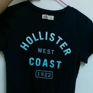 Hollister 女短T