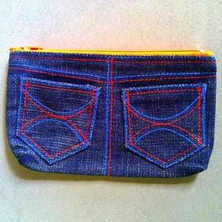 Denim Cloth Case Holder