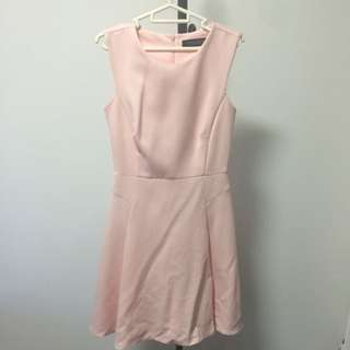 Pink Dress From Dorothy Perkins