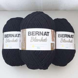 Bernat Blanket Big Ball in Coal