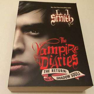 'The Vampire Diaries - The Return: Shadow Souls' by L.J. Smith