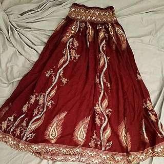 Bohemian Skirt/Dress