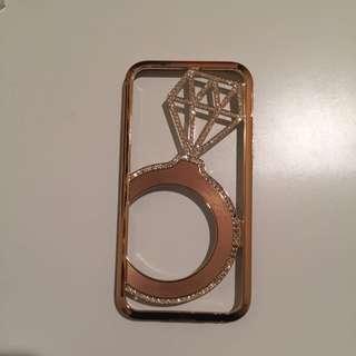 Rose Gold iPhone 6/6s Case