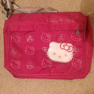 🌞 Hello Kitty Book Bag