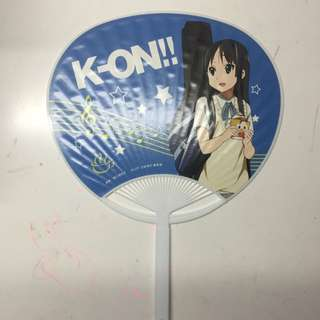 K-On!! Mio Akiyama Hand Fan Anime Manga