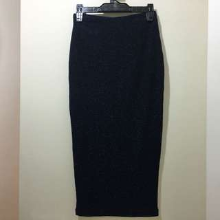 Pencil Stretch Skirt Size 6-8