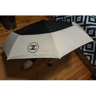 Chanel 'Black & Cream Umbrella'