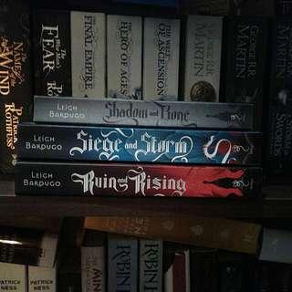 The Grisha Trilogy