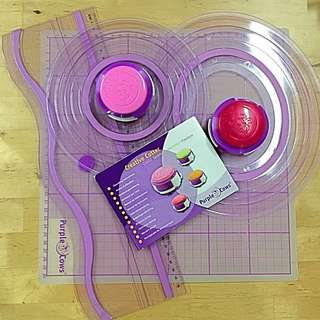 (Reserved) Purple Cows Creative Cutter Kit - Classic
