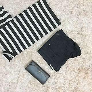 👖(含運)Net  黑色短褲