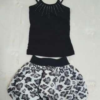 Skirt And Tank