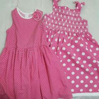 Girls Dresses Size 4 And 5