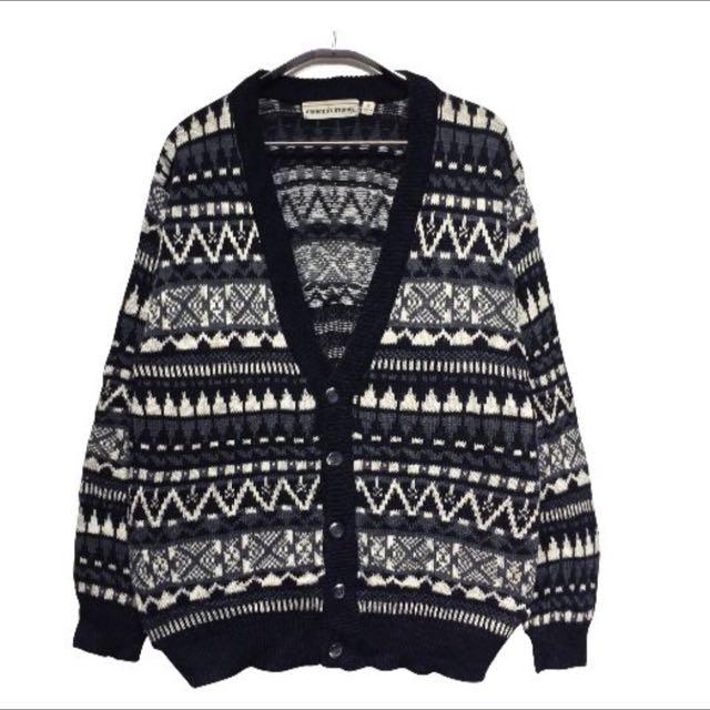 國外帶回,古著毛衣,韓國製🇰🇷