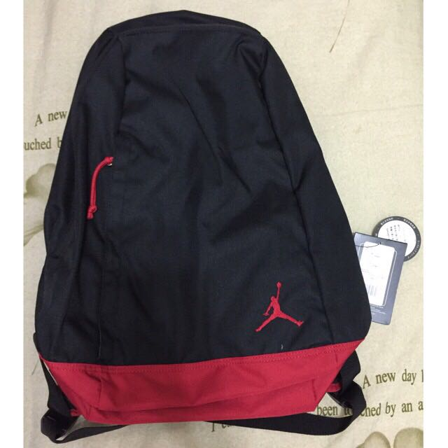Air Jordan 7 BACKPACK 後背包 黑紅 Jumpman