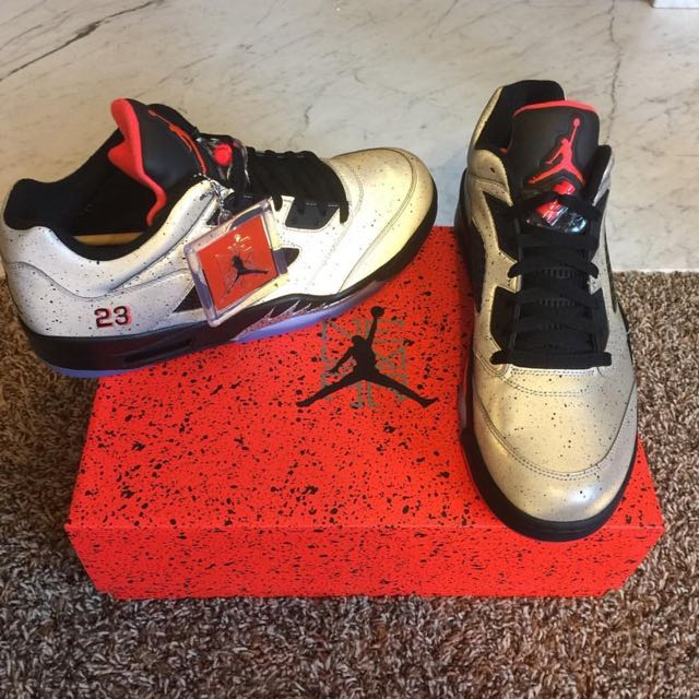 best cheap cdbc6 c41d0 Air Jordan V - Neymar/ Air Jordan 5