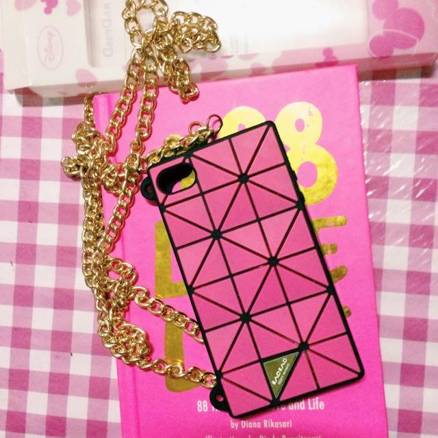 Bao Bao Issey Miyake Iphone 4/4s case