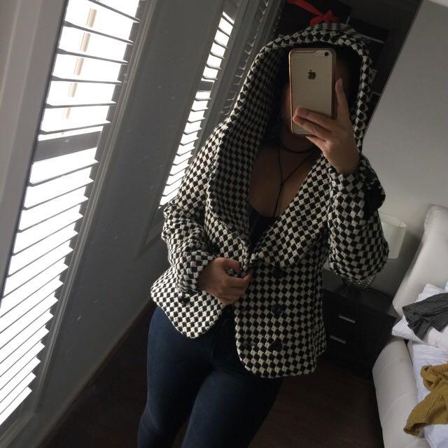 Bardot Hoodie Coat