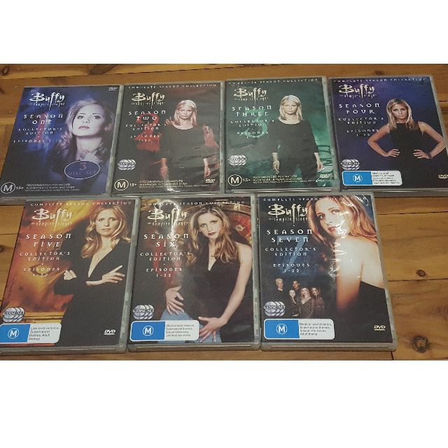 Buffy the Vampire Slayer - Complete Seasons 1-7 [DVD]