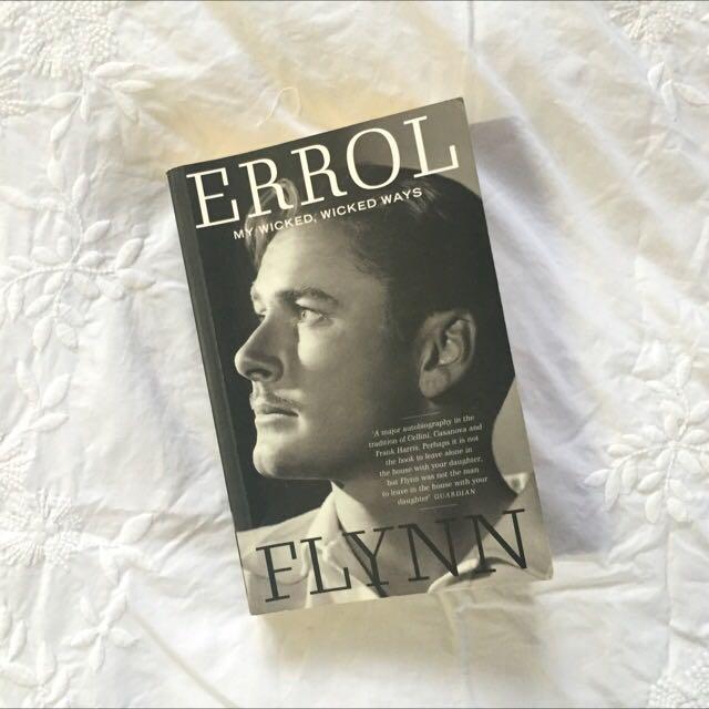 Errol Flynn Autobiography