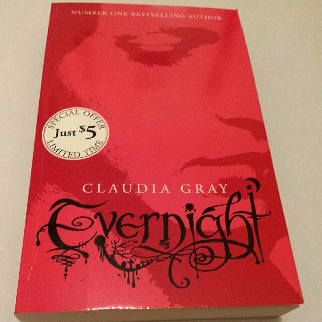 'Evernight' by Claudia Gray