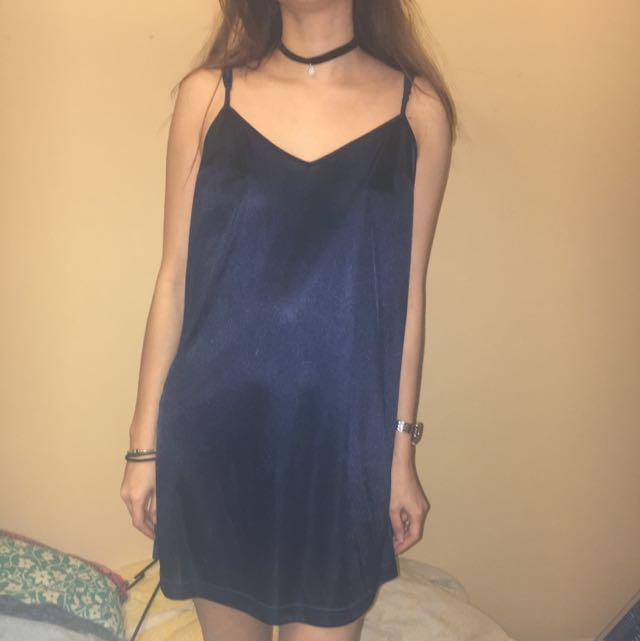 Forever 21 Sheer Dress
