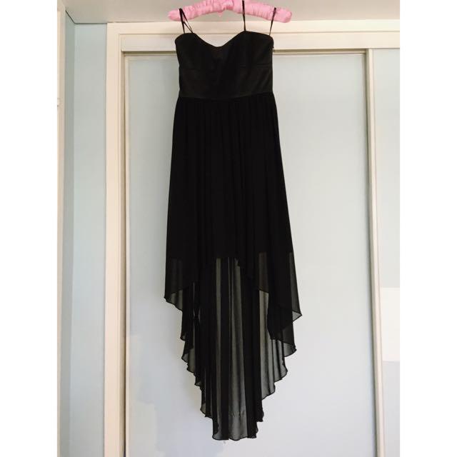 Forever New Black Dress