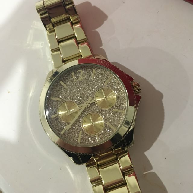Forever New Gold Watch
