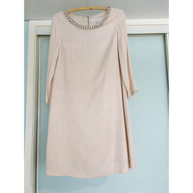 Forever New Long Sleeve Dress