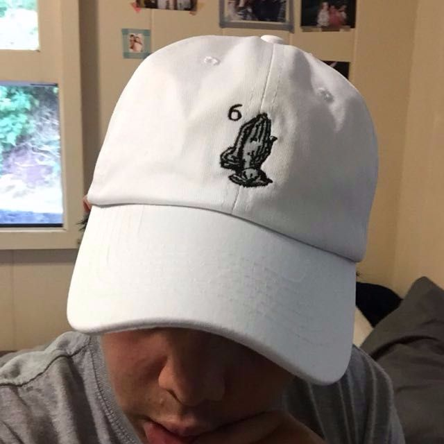 Free Shipping Drake Six God Cap