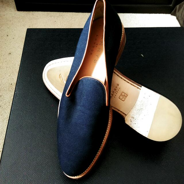 Harry's of London: Dapper Slip-Ons Mocassins