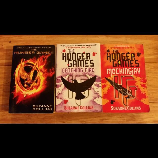 Hunger Games Trilogy!!