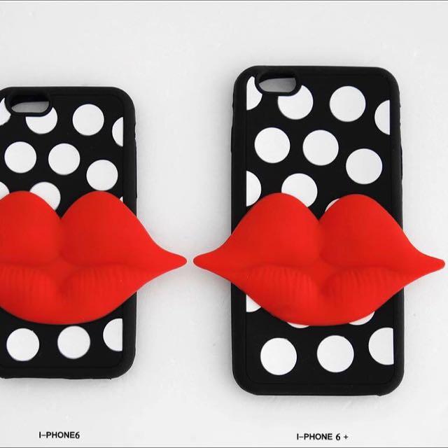 Iphone6+手機殼(軟殼)
