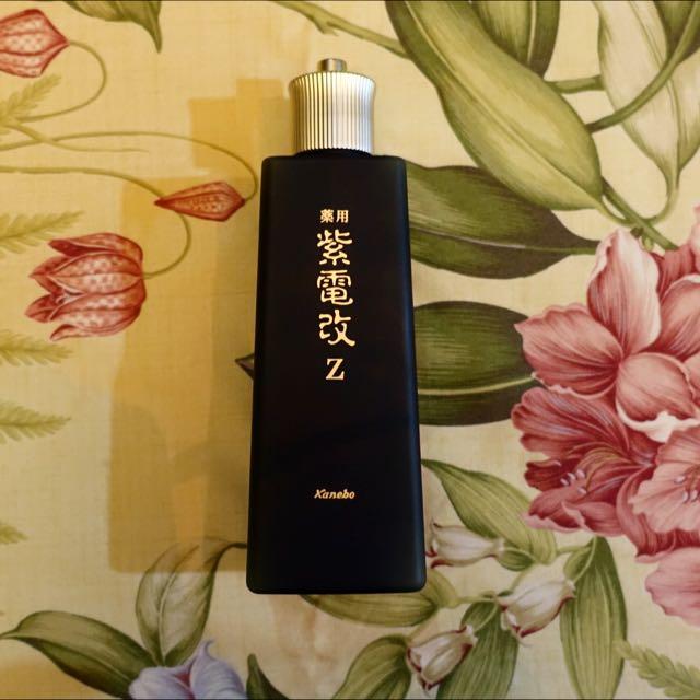 Kanebo Shidenkai Z Scalp Essence A Hair Tonic