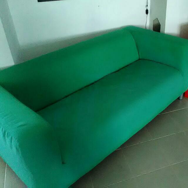 Klippan Ikea Sofa Cover Furniture On Carousell