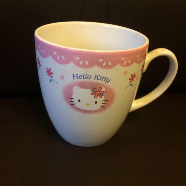 kitty杯子