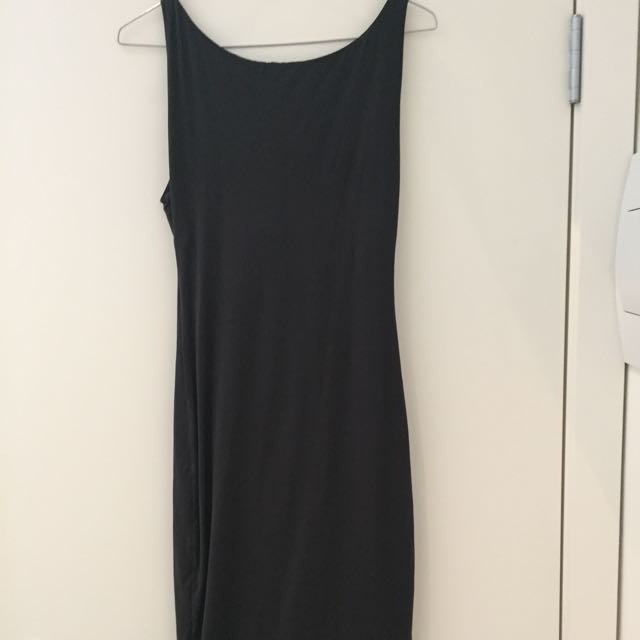 Kookai Jersey Bodycon Dress